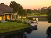 Grand Cypress Golf Resort at Sunset