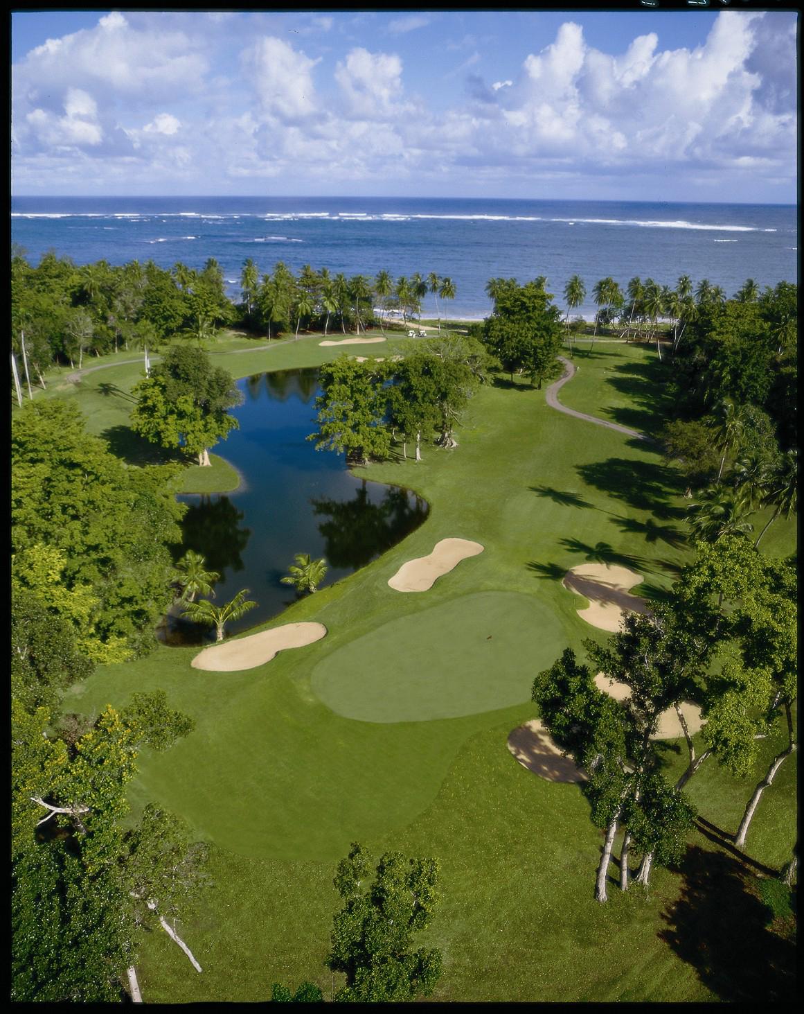Golf Course Clubhouse Interior Design Ideas: Dorado Beach Resort & Golf Club