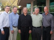 OB Sports Team - C A  Roberts Phil Green Orrin Vincent Mike Conner Scott Lyon