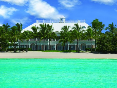 Tiger Woods' home in the Caribbean