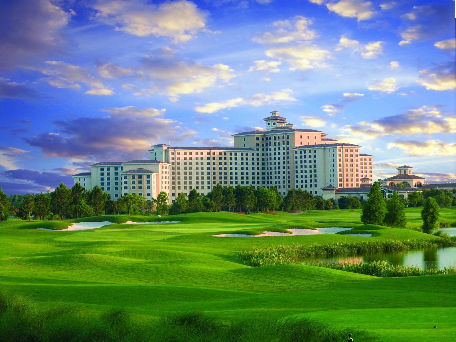 Rosen Shingle Creek Features New Arnold Palmer Designed