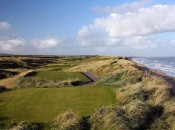 The estimable Balgownie Course at Royal Aberdeen GC