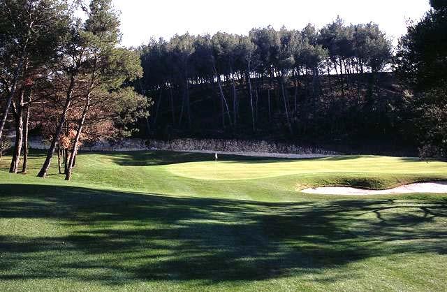 Golf Pont Royal in Mallemort
