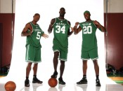 Boston Celtics Portrait Session