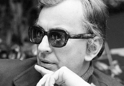 Gore Vidal during a Los Angeles interview in 1974.