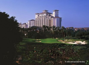 Mission Hills Hainan Blackstone Course #8
