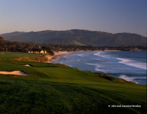 Pebble Beach #9