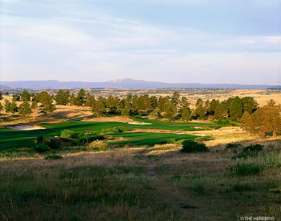 Colorado Golf Club 16B