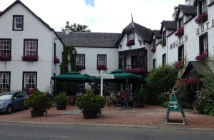 Pitlochry,Moulin exterior,0344