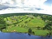 Geneva National's 54-hole complex nestles up to Lake Como, just west of Lake Geneva.