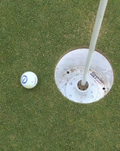 . . . when they can putt like this?