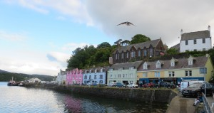 If you're a fan of Doc Martin's  Portwenn, you'll enjoy Portree.