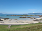 With views like this from its hilltop perch, Traigh is a scenic beauty.