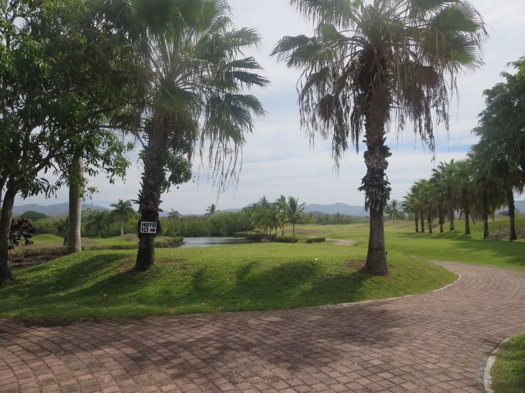 Marina Ixtapa is a lush and tropical experience.