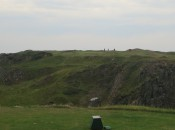 No. 2 at Ardglass is a demanding 160-yard par-3 named Howd's Hole. Avoid that chasm/hole to fully enjoy No. 2.