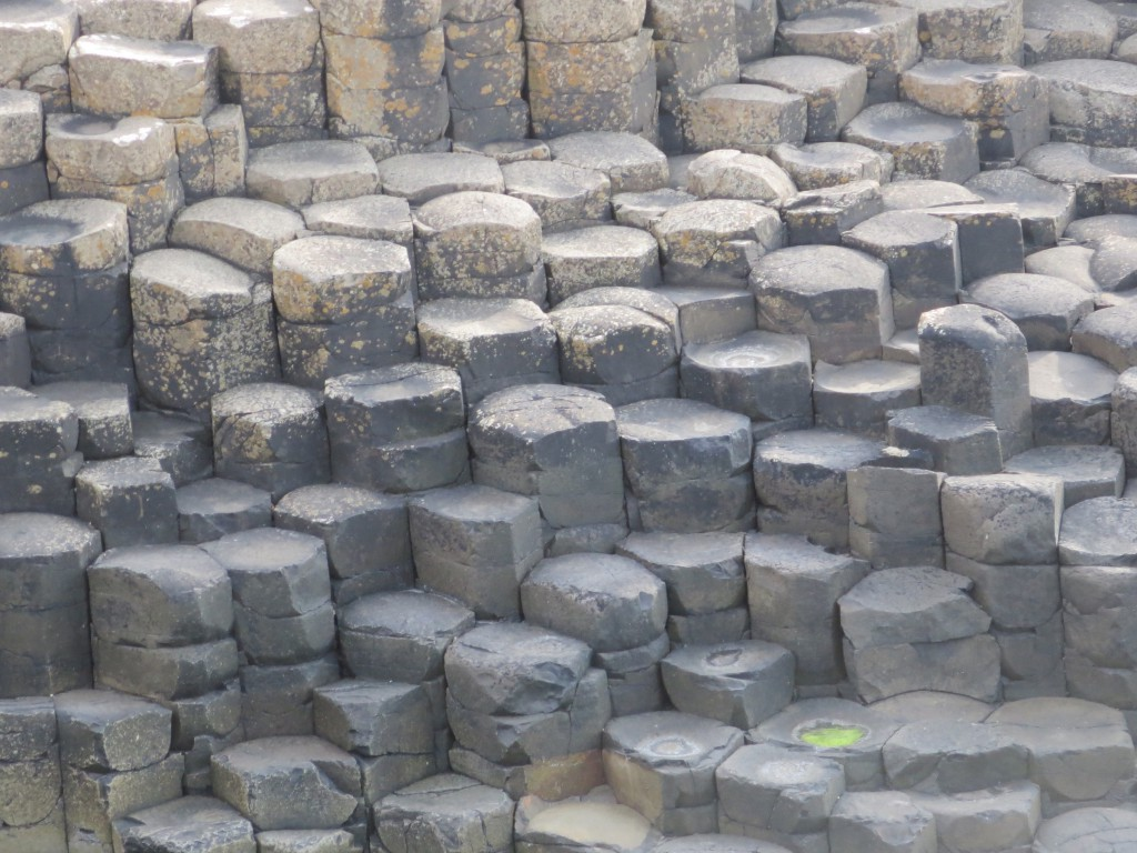 Giant's Causeway: How did those stones get there, a volcanic eruption or an Irish giant's handiwork?