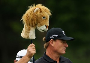 Ernie Els: The Lion King