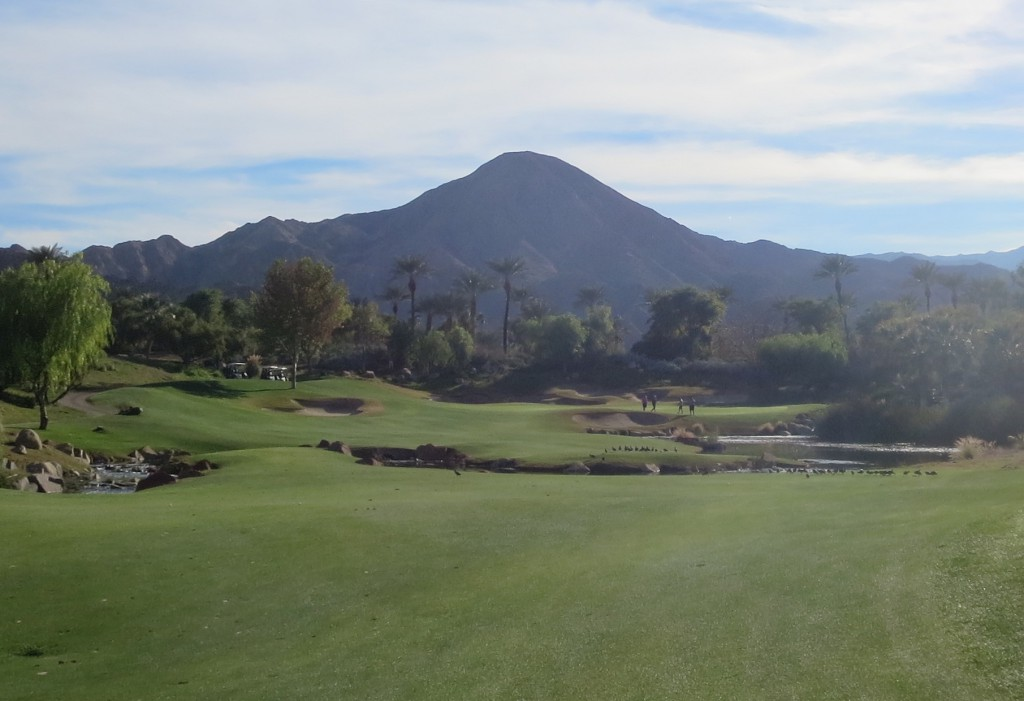 No. 14 at Indian Wells, Celebrity Course