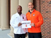 New coach Lovie Smith and new AD Josh Whitman are building excitement.