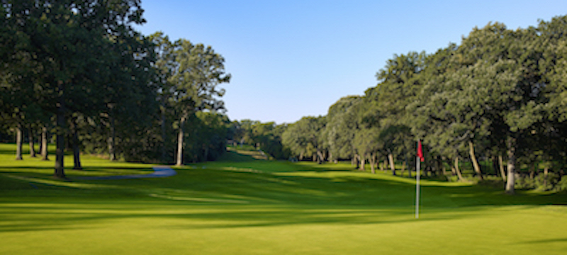 Olympia Fields, a Midwestern parkland classic which has hosted four men's majors, will add a women's major in 2017.