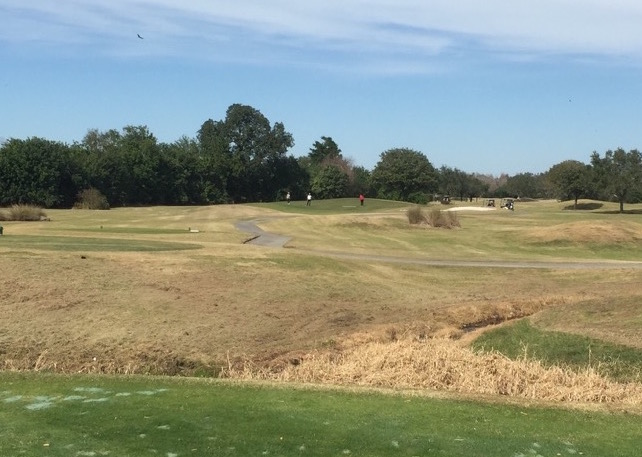 Tatum Ridge adds a rustic touch to Florida golf.