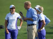 Rules official explains ruling to Cigando (Getty Images)