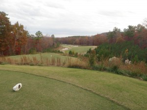 Autumn at FarmLinks Golf Club.