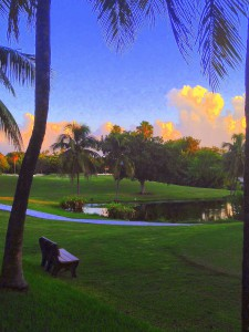 Livin' is easy at Key West Golf Club.....