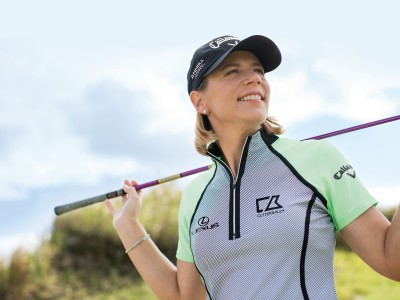 Learn from top LPGA player Annika Sorenstam.