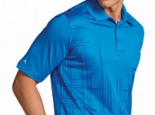 "This Antigua ""Montage Polo"" is in Lapis blue, the same color that was included in our striped polos."
