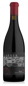 The Larner Reserve Syrah, rich, bold and silky, is a steal at $65 a bottle.