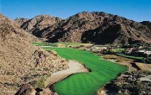 The Mountain Course at the LaQuinta is just one of more than 100 excellent Coachella Valley tracks.