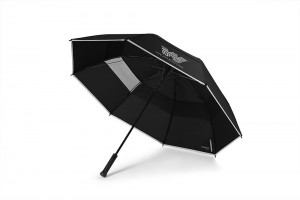 Weatherman's beefy golf umbrella will give you shelter from the biggest storms.