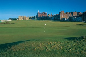 St Andrews Old Course 1st © Linksland.com (2)
