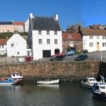 Fife Village of Crail (C) Linksland.com