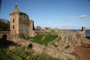 St Andrews Castle, Scotland (C) Linksland.com (5)