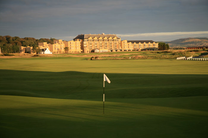 St Andrews Old Course 18th © Linksland.com (0)