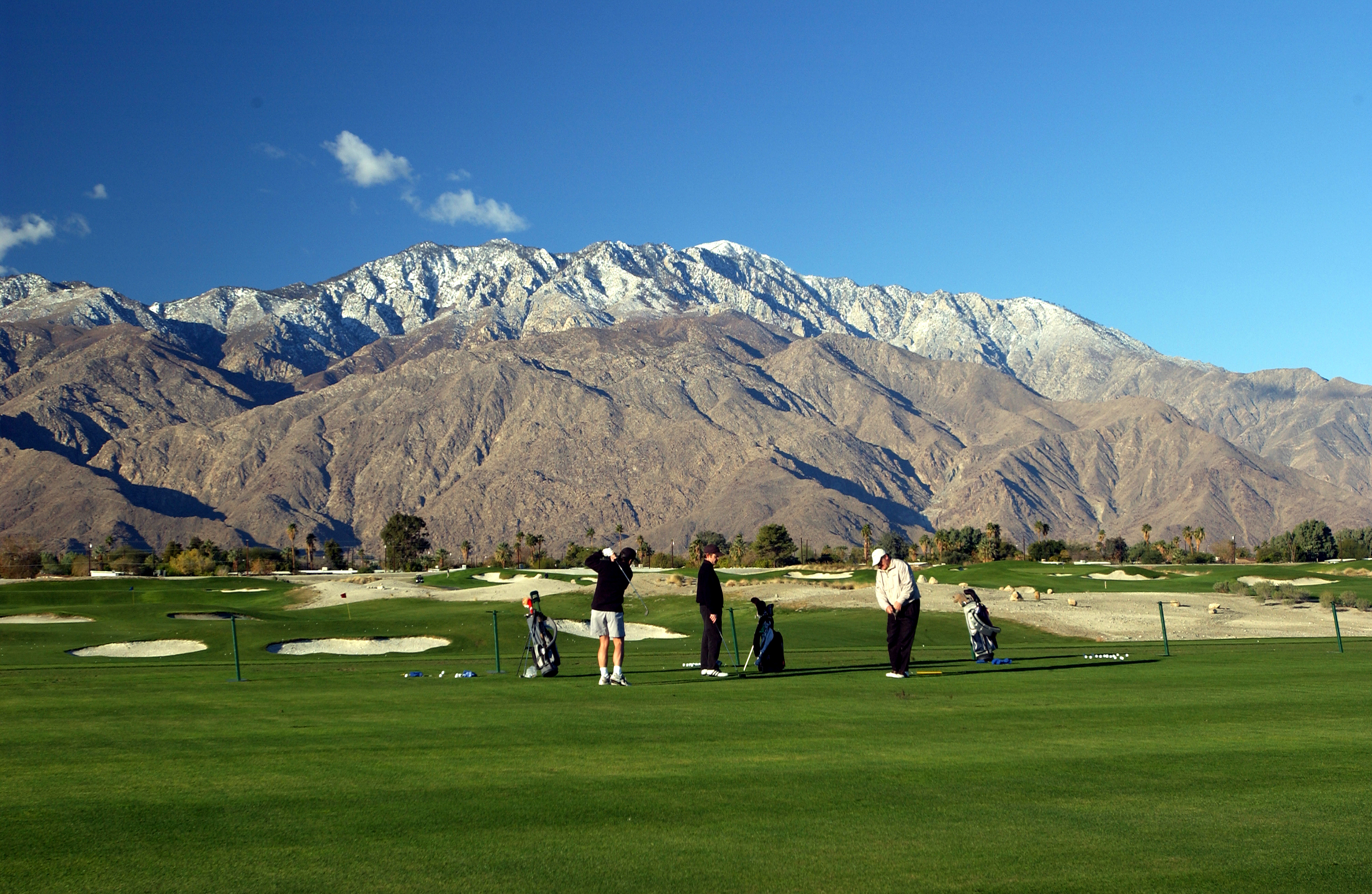 Palm Springs Golf attractions Palm