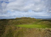 The 16th at Enniscrone.