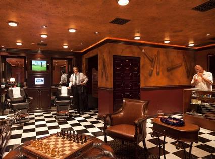 La Quinta Resort Room Service Menu