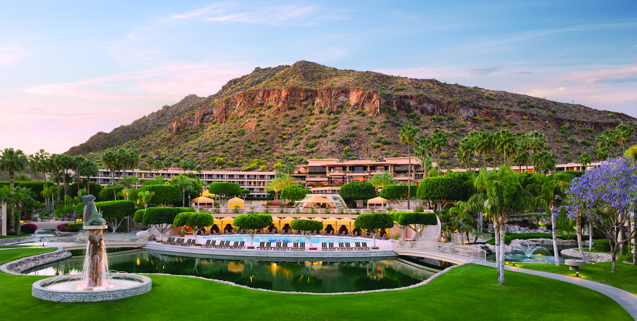Phoenician Resort Nails It From Birdie Holes To Burgers