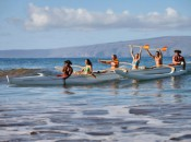 316 Hawaiian Canoe Experience