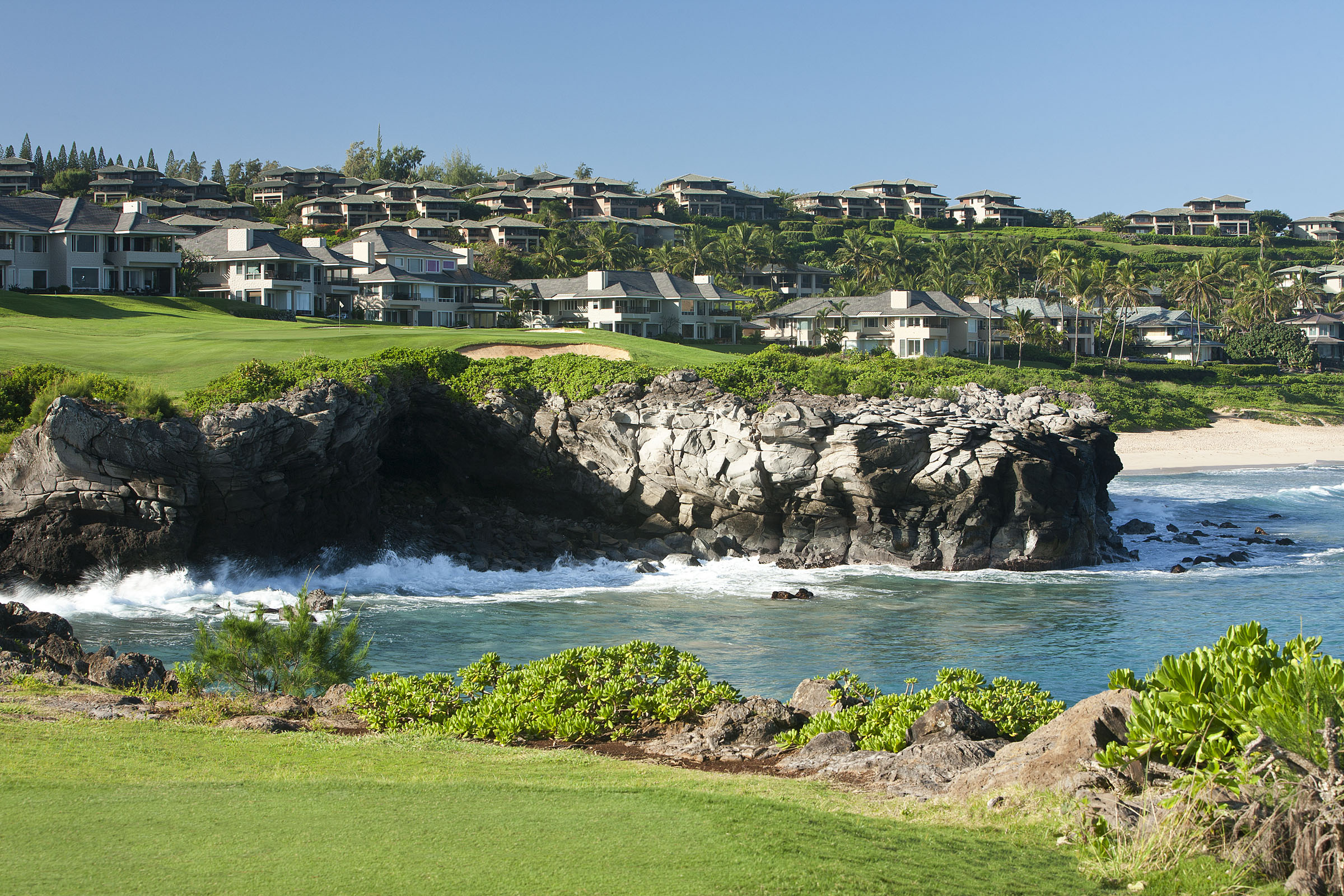 The Massive (and Massively Cool) Kapalua Golf Experience