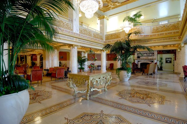 French lick in photos