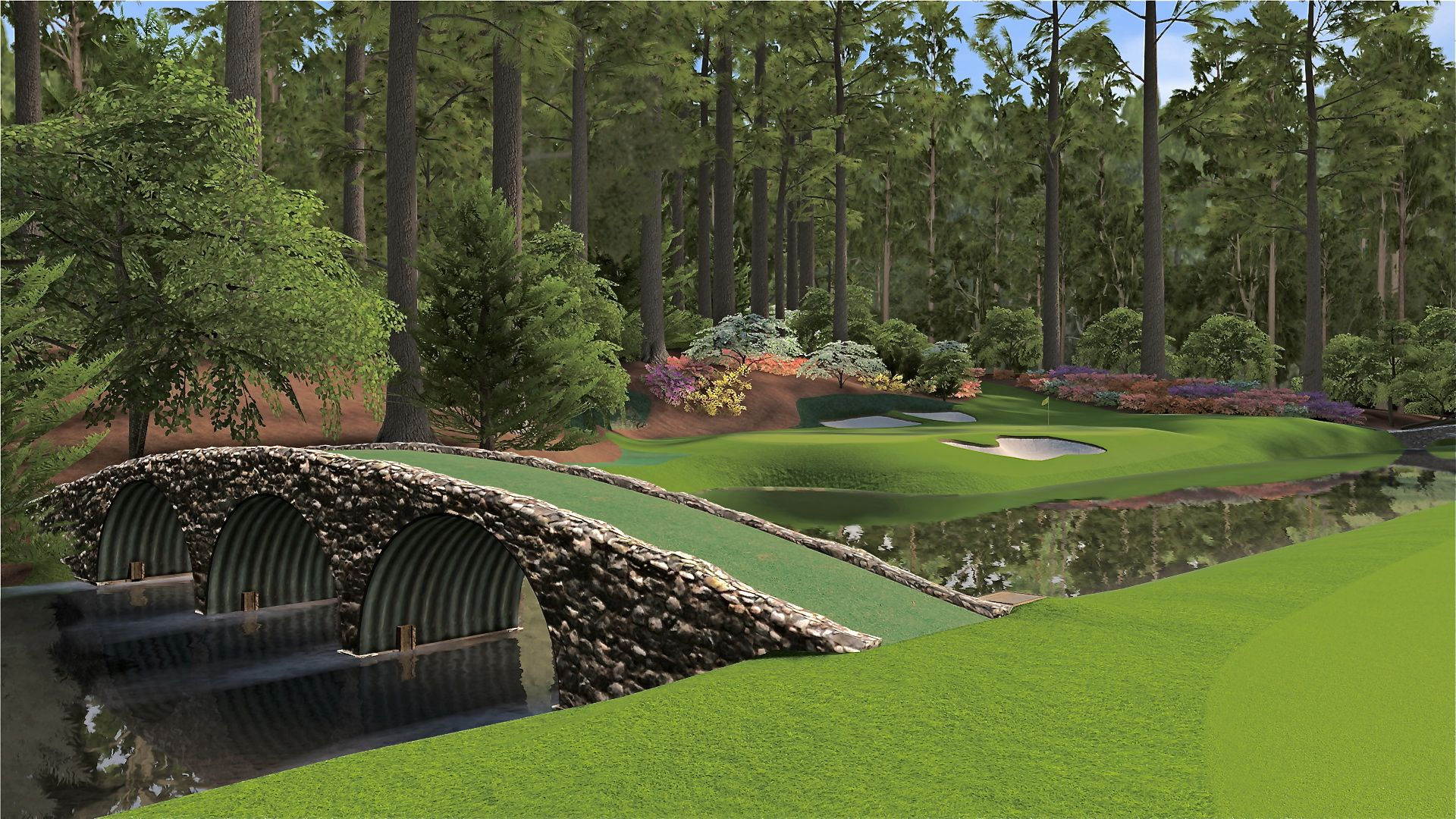 The Masters Gets Rolling In Two Weeks