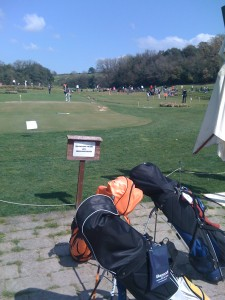 A Day at Parco di Roma Golf Club
