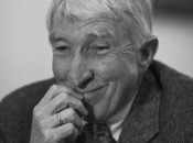 John Updike.  No writer ever used golf as an element in fiction better than Updike.