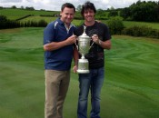 John Clarkin and Rory McIlroy on the Practice Ground That Helped Conquer Congressional