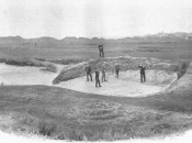 What Inspired Mackenzie--Hell Bunker on the Old Course