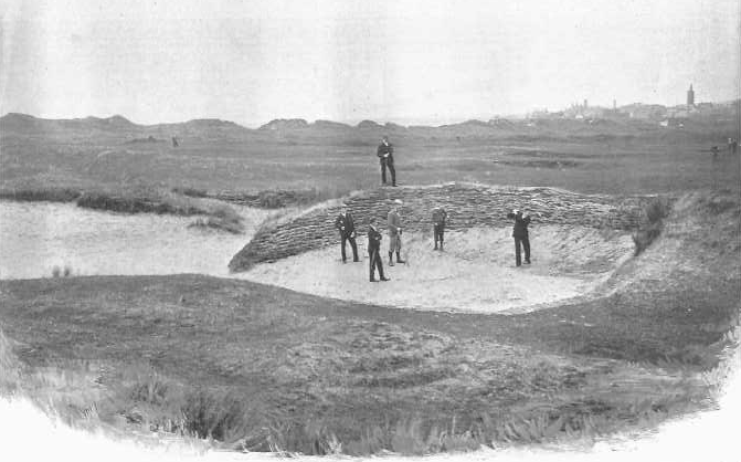links golf and the creation of augusta national�and a